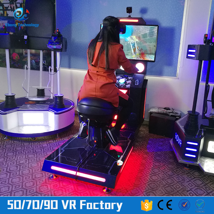 Wonderful and Good quality electric riding horse machine use the joystick as bow and arrow