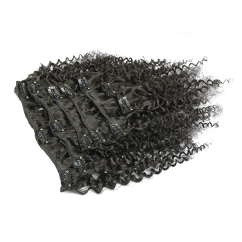 Wholesale price best seller cheap hair extension clip 100% human