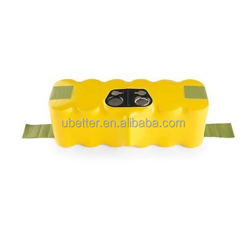Ni-MH 14.4v 3000mah replacement roomba vacuum cleaner battery for Roomba 500 550 560 780