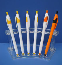 Custom cheap promotional pens imprinted company name