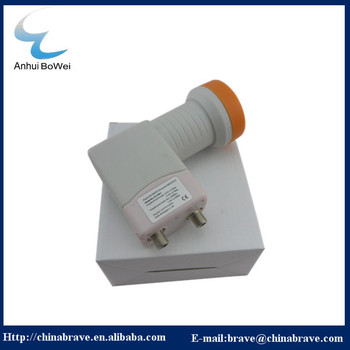 [Manufacturer] Dual Output Gain Ku Band Lnb Popular in the Market