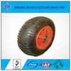 high quality wheel barrow solid rubber wheel/caster wheels heavy duty