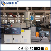 PP PE Single Wall Corrugated Pipe Production Line