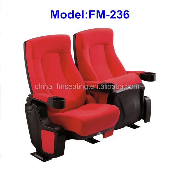 FM-236 Best price good quality cinema furniture in China