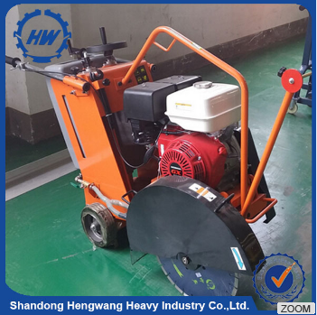 Concrete road grooving road cutting machine /asphalt road cutter for sale