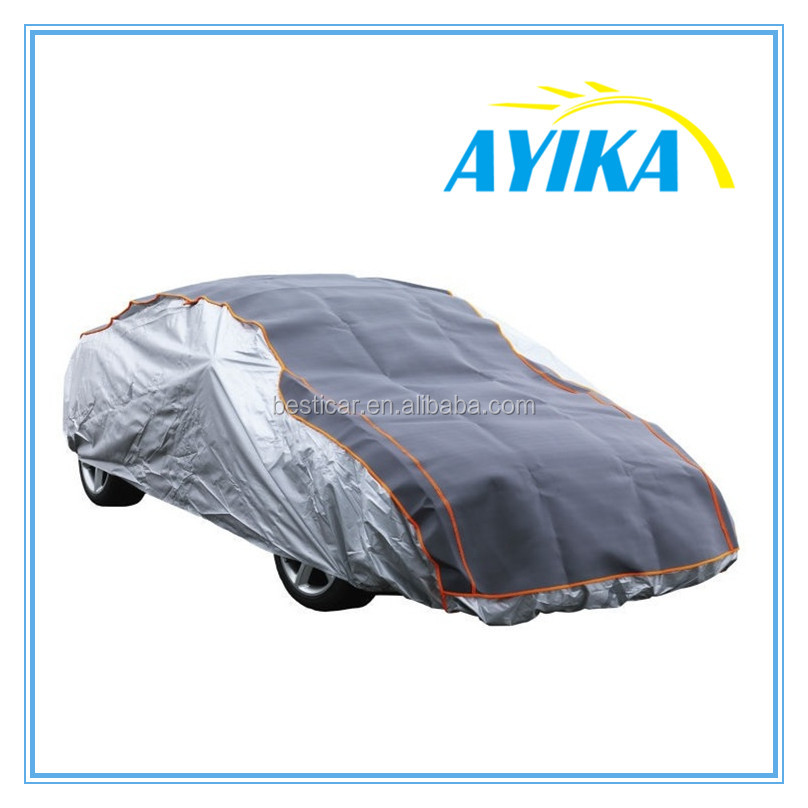 Winter Weather Protection 5-6mm Thicken Padded Inflatable Car Cover