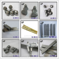 Top quality best price tungsten carbide button,welding rod,yg6 carbide tips for sale
