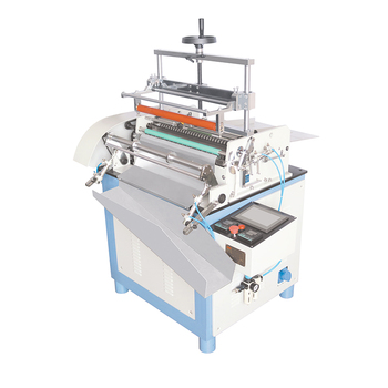 HD paper tube labeling machine