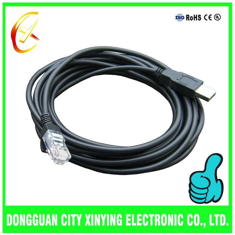 OEM usb to rs232 serial to rj45 cable