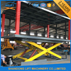 Double Layers Hydraulic Lift Car Parking
