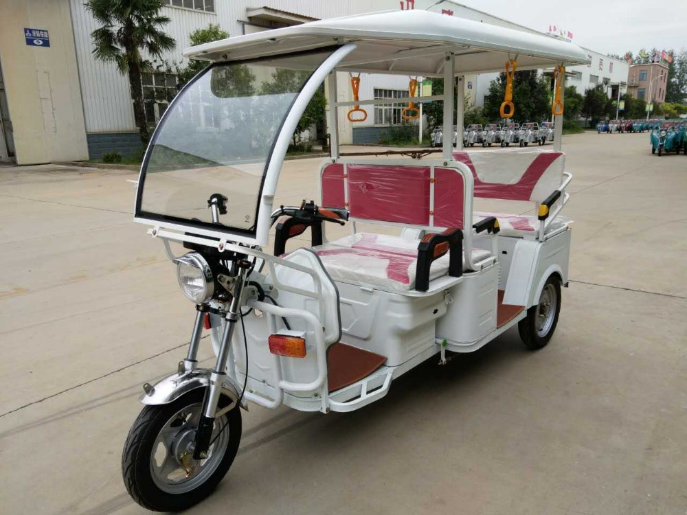 2017 new motorized rickshaws for sale