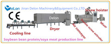 Soya meat production line/Soya chunks making machines