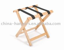 Heavy Duty Wooden Luggage Rack