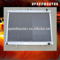 Auto aluminum radiator for N ISSAN 240SX 95-98 AT