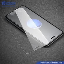 Anti-fingerprint transparent clear tempered glass film for iPhone 7 screen protector