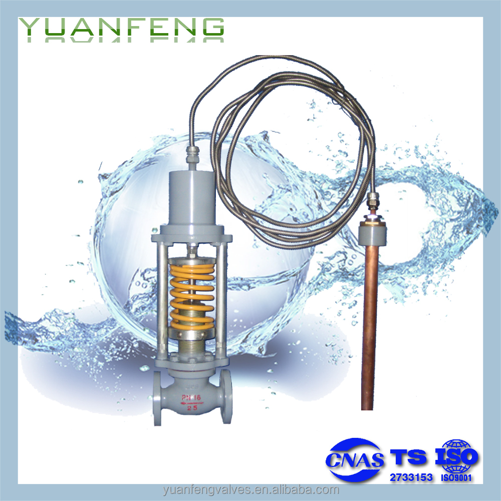 ZZWP-16 REGULATOR Self-Operated Temperature Regulating(Control) Valve