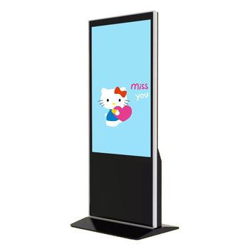 Floor Standing Android Wifi 55 Inch LCD Digital Signage