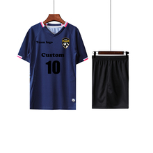 Wholesale Jersey Sets Team Soccer Uniforms Kids Football Jerseys Outdoor <strong>Sports</strong> Soccer <strong>Wear</strong>