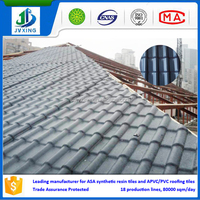 Red/Blue/Grey house/home/household/villa heat insulation resin roofing tiles