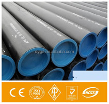 Cold Drawn Precision Seamless Carbon Steel Pipe ASTM A106 Price