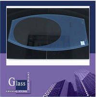 lamp glass/ultra thin glass/led lens