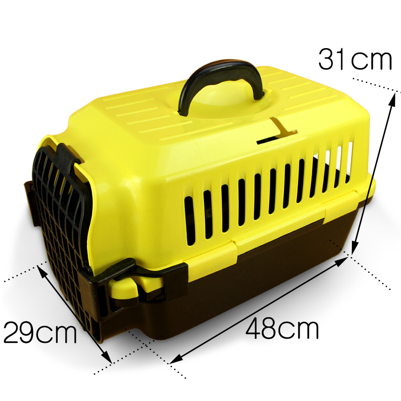 Factory Direct Supply Foldable Dog Cages Pet Crate Dog Kennels For Travel Use