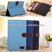 Jeans design case for samsung galaxy tab pro 8.4 T320
