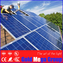 20 year warranty high capacity 270 watt sunpower photovoltaics polycrystalline silicon solar panels solar cell module