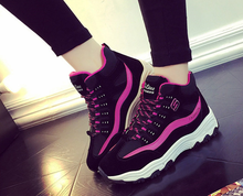 The new style Korean explosive running shoes greadinne super fiber retro items ventilate casual shoes