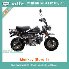 2018 New vintage cafe racer dream motorbike Monkey 50cc 125cc (Euro 4)