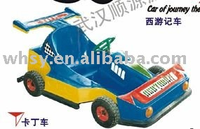 Amusement rides battery operated karting toy car