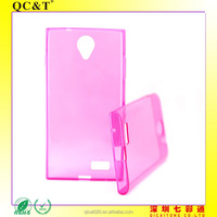 guangzhou New Matte Tpu Gel Back Cover case for M4 TEL SS 4350