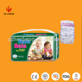 Super soft name brand S, M, L, XL baby diapers disposable
