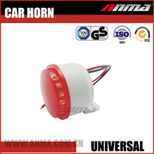 Megaphone type waterproof musical car horn