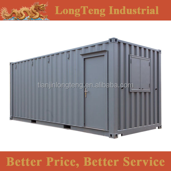 Customized 20ft shipping container office