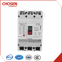 high low voltage protection ,Moulded Case Type,3/4 phase Number electric circuit breaker