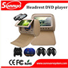 Wholesale 9inch Car Headrest Dvd Player