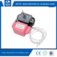 VDE certificate voltage 100~240V zero electromagnetic interference small electric fan motor