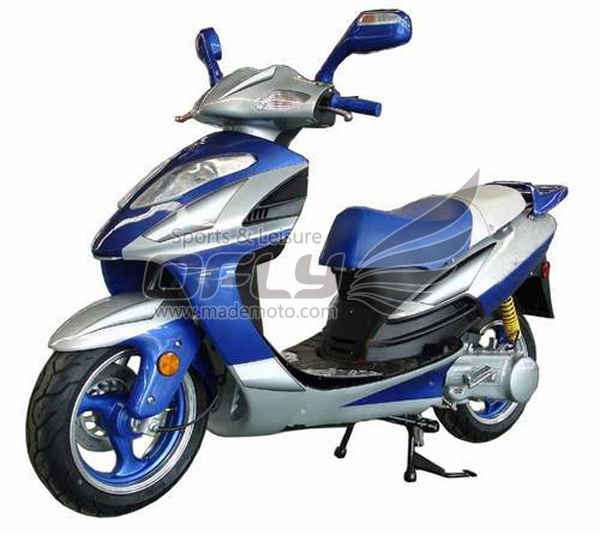 EEC/EAP Approved 50CC gas motorcycle Equipped with Cheap Prices