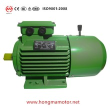 DC HMEJ Series 10kw 11KW electromagnetic braking three phase pump electric ac motor