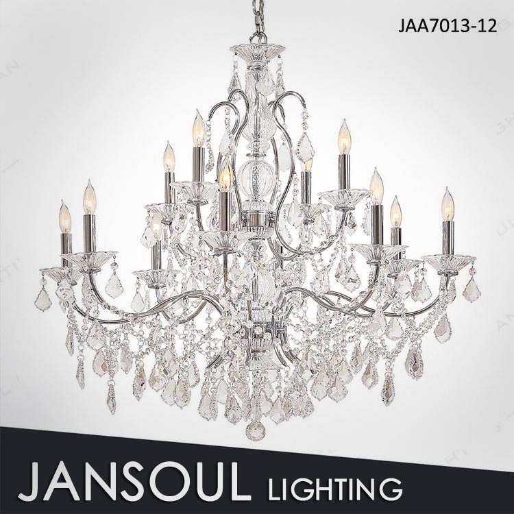 JANSOUL-Top Lighting Manufacturer Crystal Chandelier