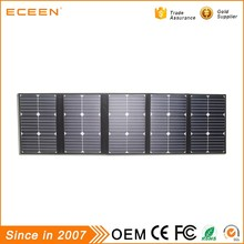 2017 Hot selling best price power 100w flex photovoltaic solar panel