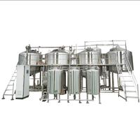 Fresh 1000l small 500l 2000l commercial China mini micro home industrial craft beer brewing equipment for sale micro brewery