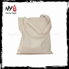 High quality blank cotton shopping bags for wholesales