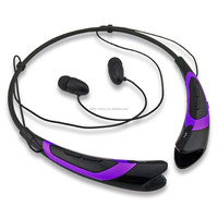 2016 hot selling convenient sport bluetooth earphone for many people