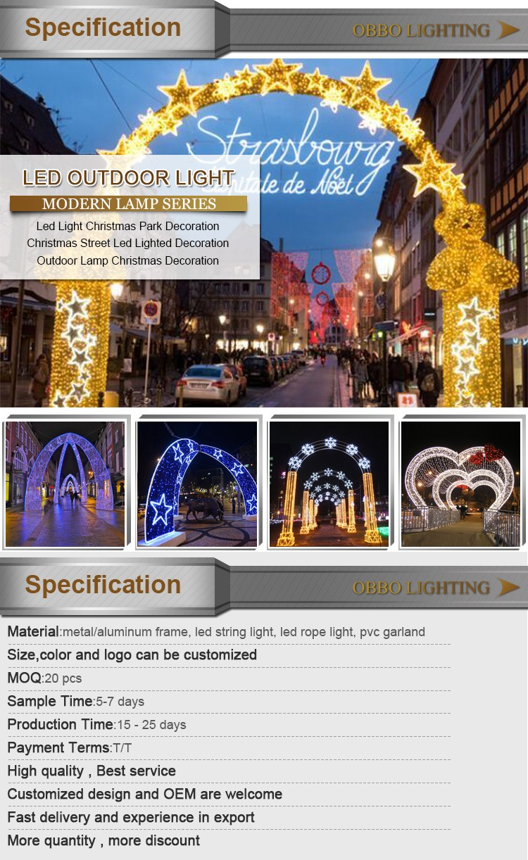 New product china supplier 2016 christmas decoration led landscape light