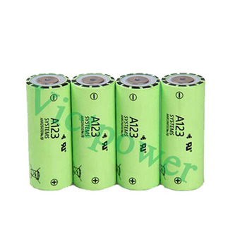 ANR26650M1-B 3.2v for A123 lifepo4 rechargeable battery 2500mah