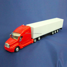 1:64 American truck model,OEM die cast truck,metal truck toy model