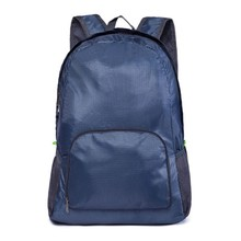 Hiking Girl backpack school sports foldable bag