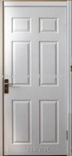 6 panel interior door with low price